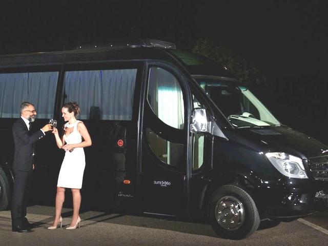 Suite 160 - Van di Lusso