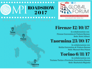SITE & MPI Global Forum Roma - Roadshow MPI Italia Chapter