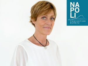 Giovanna Lucherini - Convention Bureau Napoli a IBTM World