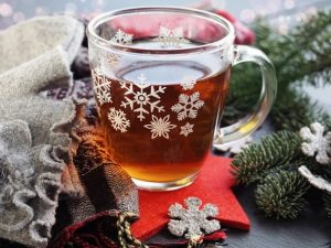 Two warm and trendy winter drinks from the United States