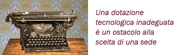La tecnologia che vorrei trovare in una sede - Piero Pavanini