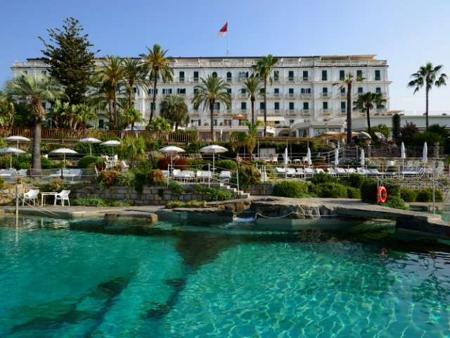 Royal Hotel Sanremo - Italy