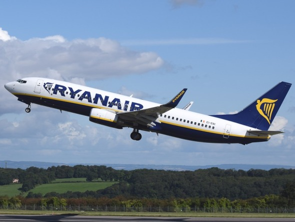 Ryanair's baggage policy change