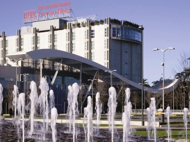 Best Western Premier BHR Treviso Hotel - Veneto, Italy