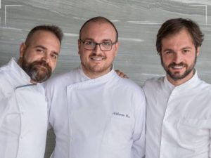 Favbizio Tesse executive chef - Boscareto Resort, Italy