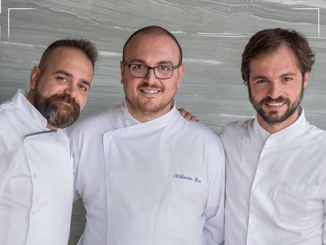 Favbizio Tesse executive chef - Boscareto Resort, Italy