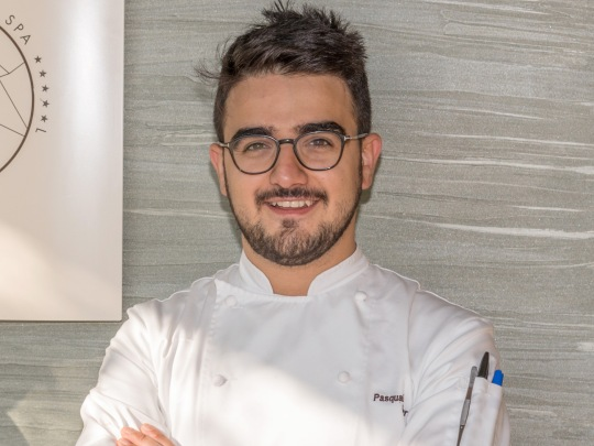 Chef Pasquale Laera - Ristorante La Rei