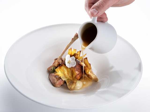 La Rei Restaurant - Boscareto Resort Piedmont, Italy