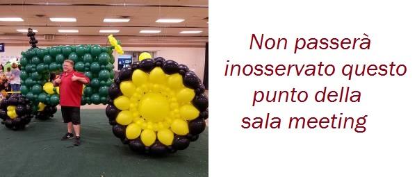 Palloncini: Sam Cremeens