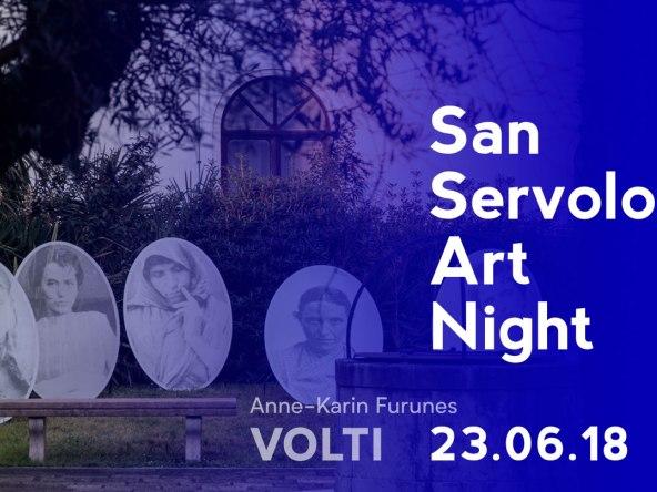 Art Night - San Servolo