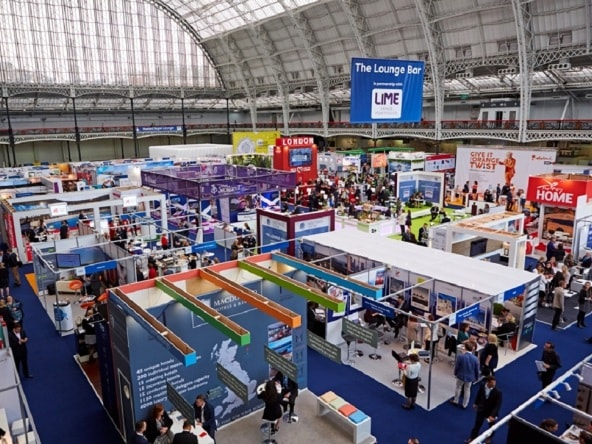 The Meetings Show - Olympia London