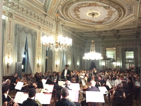 Concert - Grand Hotel Villa Serbelloni