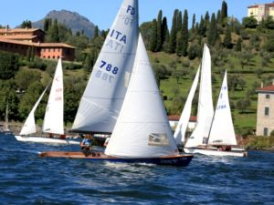 Classic Sailing Boats Trophy Bellagio