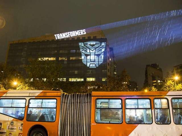Promozione Transformer Santiago DelCile