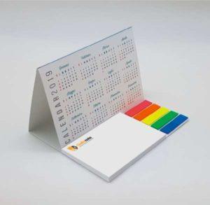 Calendario Giallonote