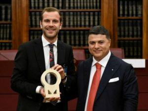 2018 Grand Hotel Villa Serbelloni ambassador