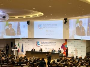 European Forum for Disaster Risk Reduction - Italy