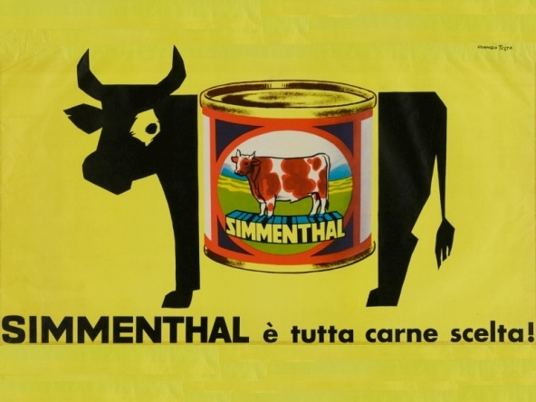 Verso Il Boom manifesti pubblicitari a Treviso