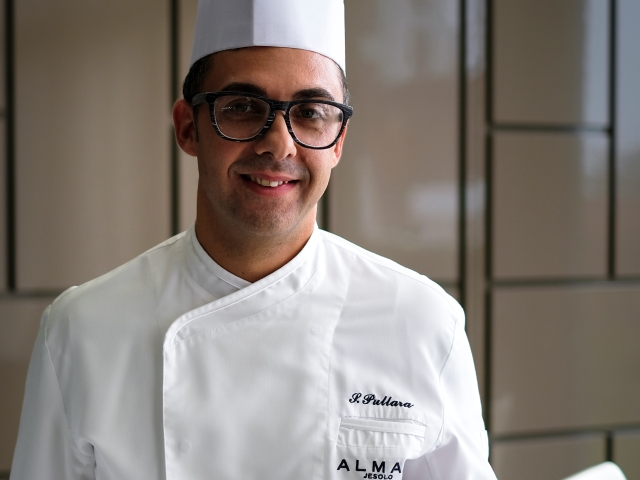 Executive chef Salvatore Pullara - Almar Jesolo Resort&SPA - Jesolo -Veneto