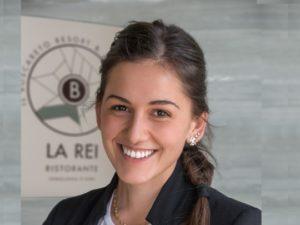 Arianna Anselmetti Ristorante La Rei Il Boscareto Resort