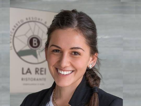 Arianna Anselmetti - La Rei Restaurant - Il Boscareto Resort