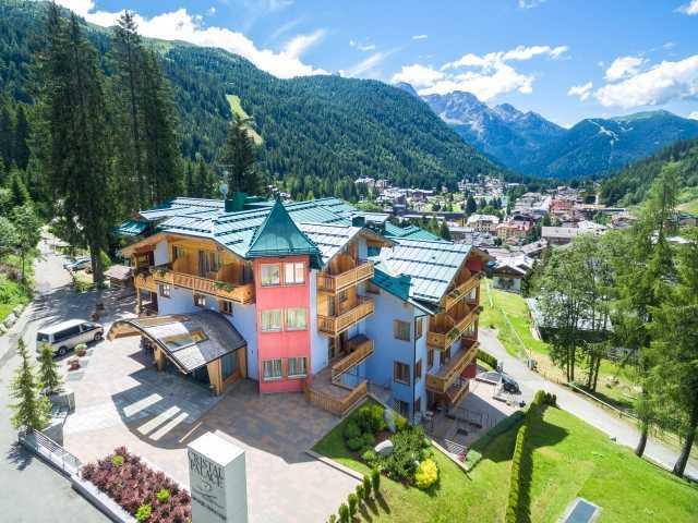 Hotel Cristal Palace - Madonna di Campiglio, Trentino, Italy