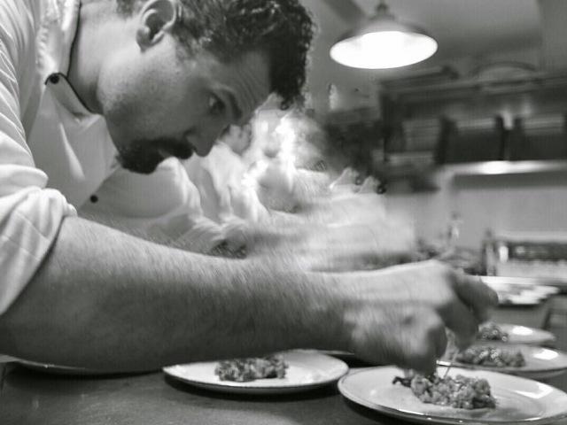Massimiliano Volonterio executive chef