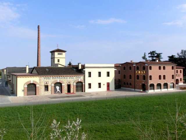 Poli Distillerie, Schiavon, Veneto