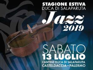 DucaJazz 2019 Cantine Duca di Salaparuta Sicilia