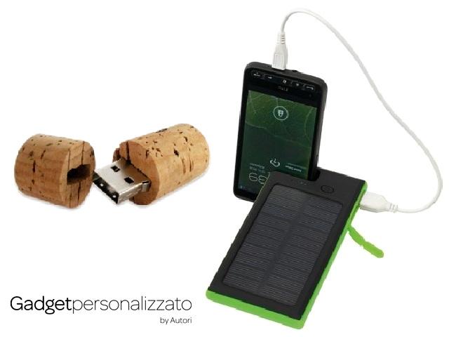 Gadget personalizzato gadget ecologici e tecnologici