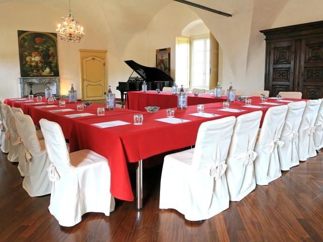 Castello Rosso - Piedmont - Italy