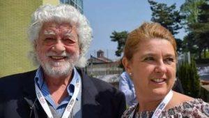 Ugo e Sarah Canonici