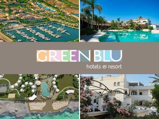 Greenblu Hotel Puglia Basilicata Italia