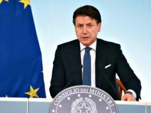 Presidente Del Consiglio Conte