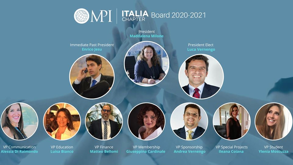 MPI Italia Board 2020 2021