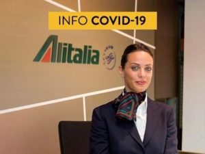 Alitalia Coronavirus