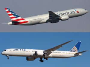 American Airlines - United