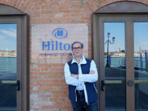 Antonello De Medici Hilton Molino Stucky Venice