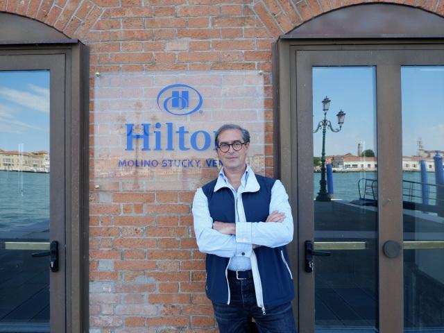Antonello De Medici - Hilton Molino Stucky Venice - Veneto - Italy