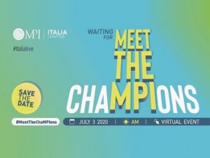 MPI Waiting For Meet The Champions