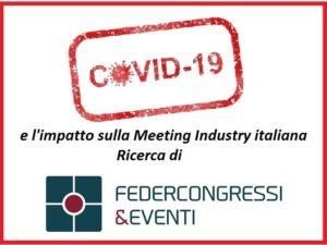 Fedecongressi - Ricerca Covid-19