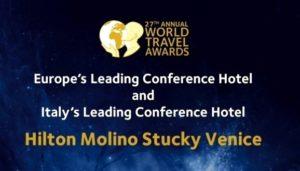 Molino Stucky World Travel Awards