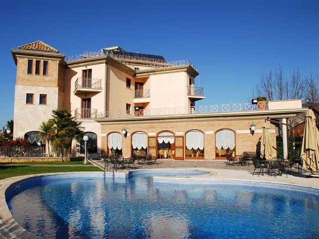 Park Hotel Imperatore Adriano - Lazio - Italy