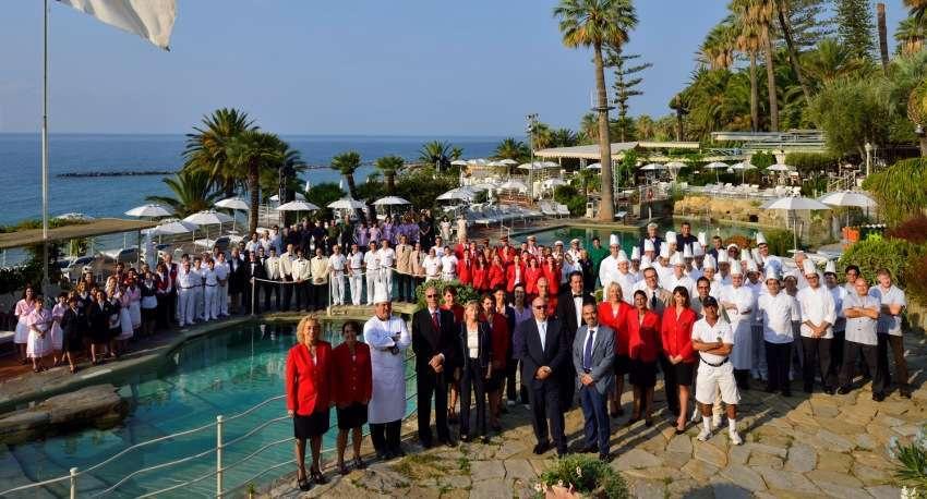 Royal Hotel Sanremo - Ligury - Italy