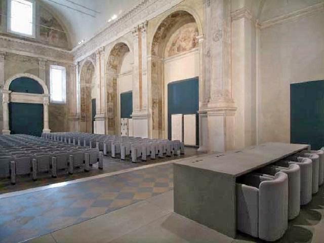 Sala Conferenze Museo Di Santa Giulia - Lombardy - Italy