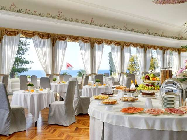 Royal Hotel Sanremo - Breakfast