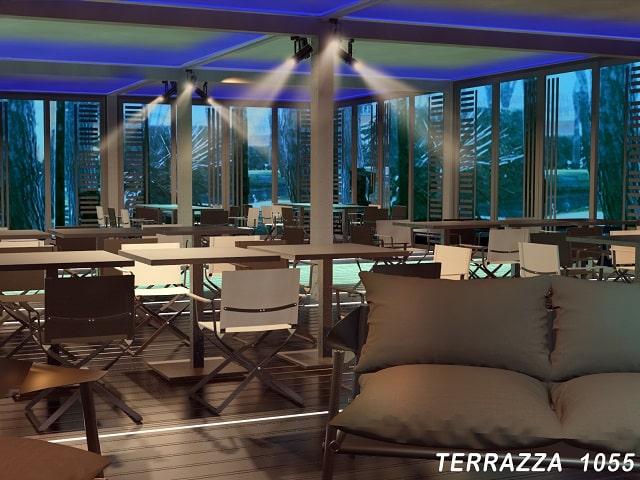 Terrazza 1055 - Istituto Cinecittà Luce Roma - Lazio