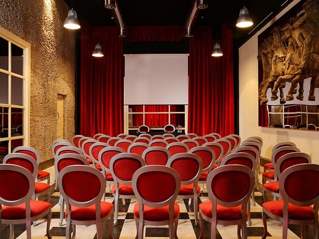 Sala Cavalli - Cinecittà-Cinecittà Events - Lazio